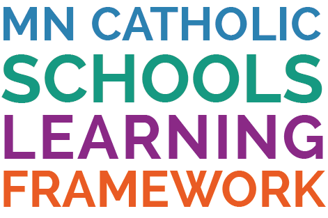 MN Catholic Schools Learning Framework Logo